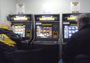 Adult arcade games