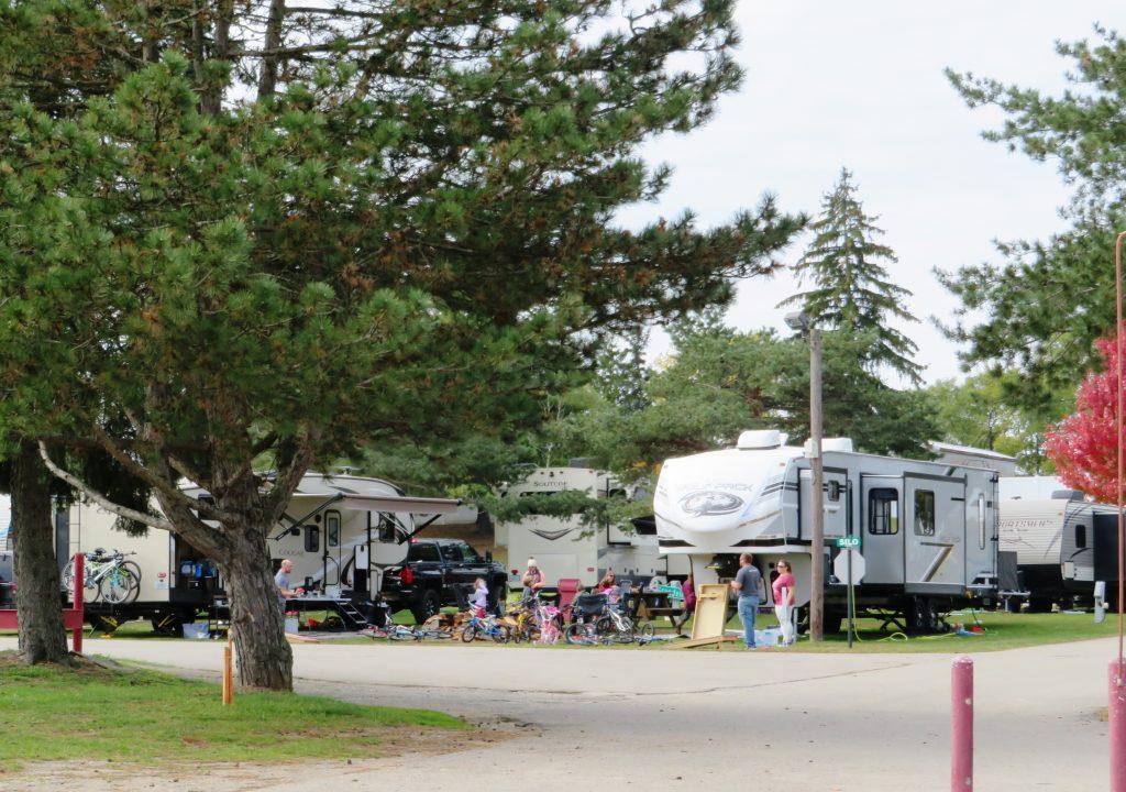 Great camper corner